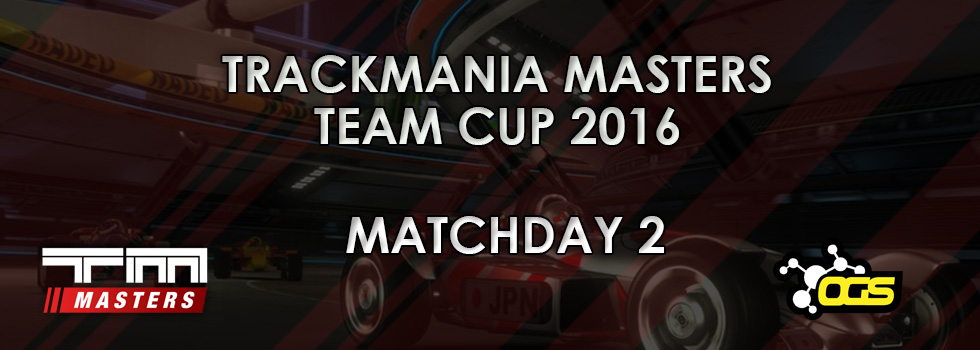 Team Cup 2016 – Matchday #2