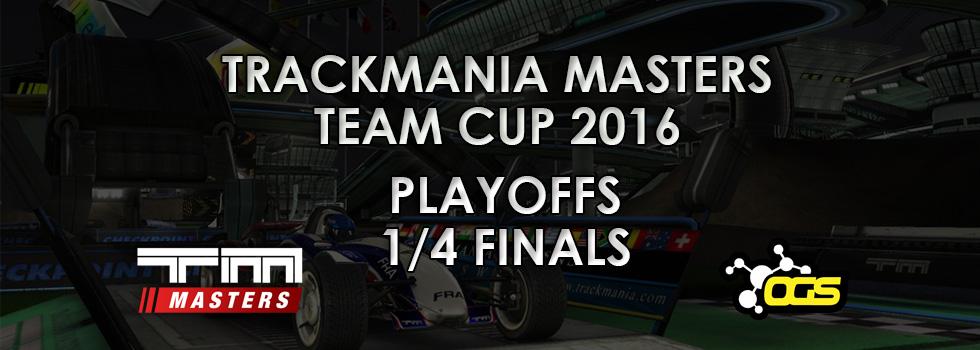 Team Cup 2016 – 1/4 finals