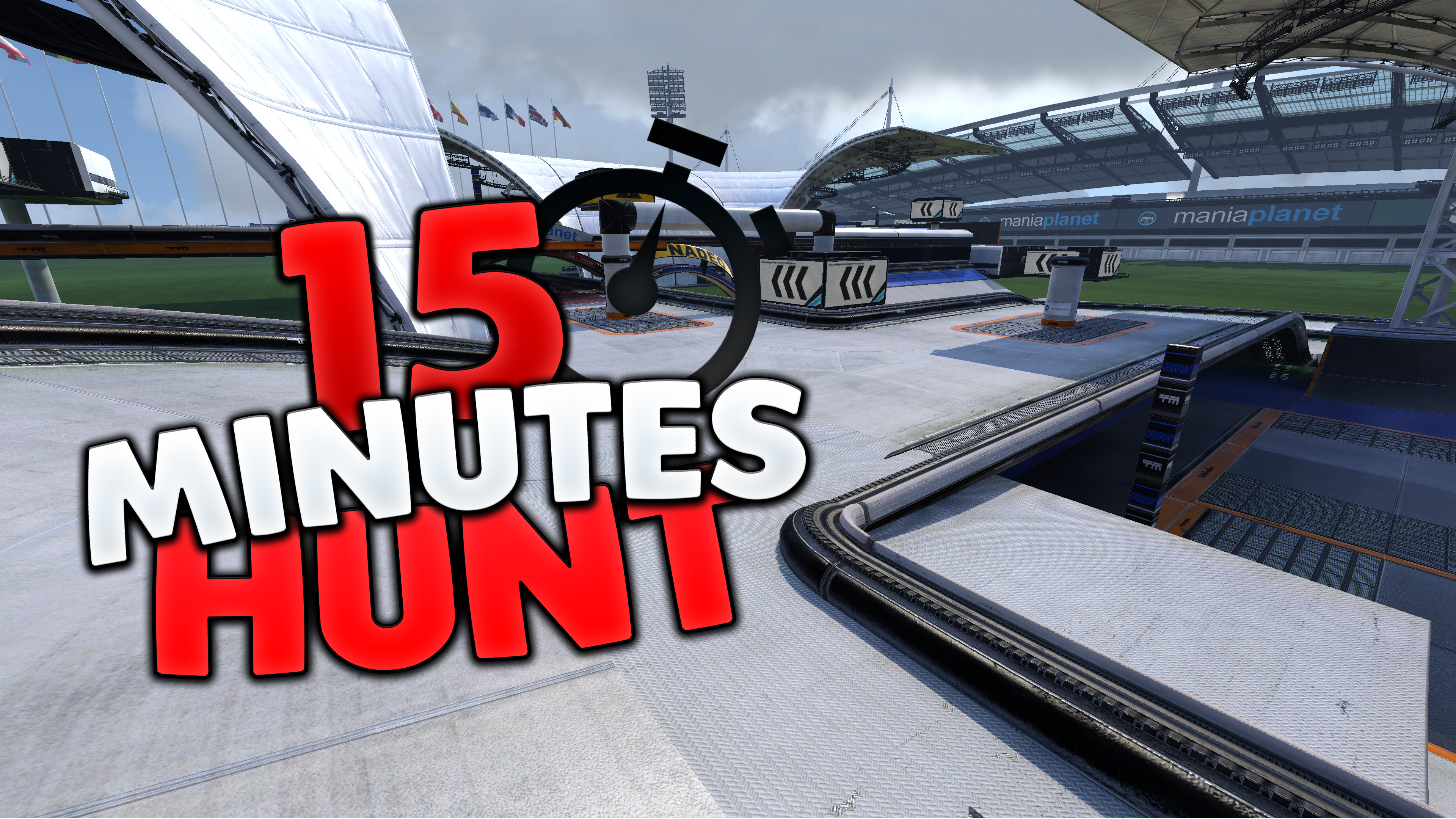 NEW EVENT: 15 minutes Hunt